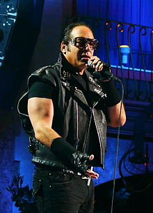 featured comedian Andrew Dice Clay