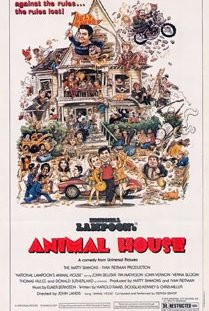 featured movie National Lampoon's Animal House