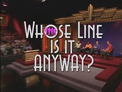 featured show Whose Line Is It Anyway?